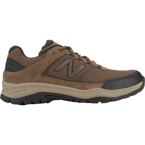 New Balance Men's 669 Trail Walking Shoes (Natural Brown/Black, Size 11) - Men's Walking Shoes at Academy Sports