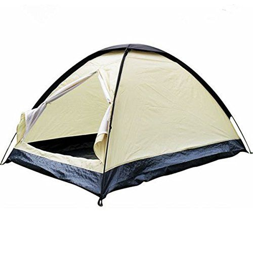 2 Person Berth Dome Camping Tent Waterproof Lightweight Travel ** Visit the image link more details.