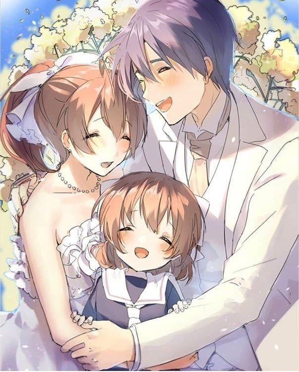 Imagen De Clannad Anime And Nagisa Clannad Anime Clannad Anime