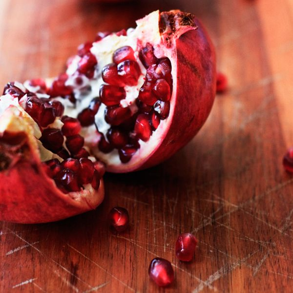 The Hot List: Pomegranate Concoctions
