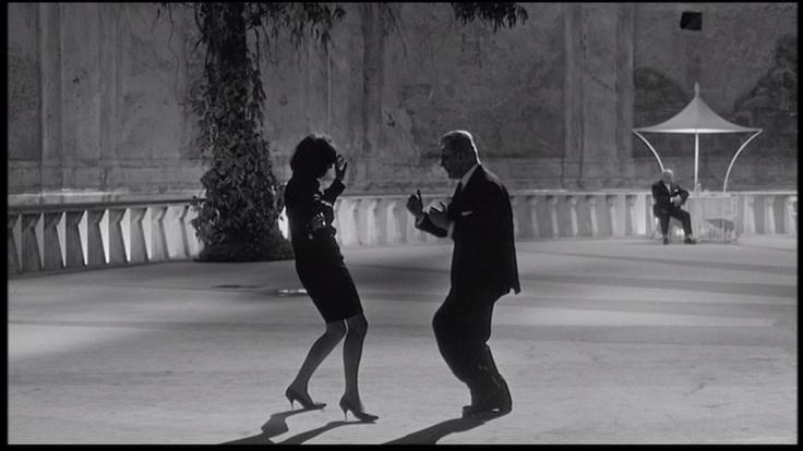 Fellini\'s Otto e Mezzo / 8 1/2. i wish i could dance like these ...