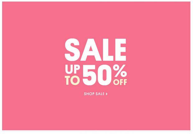 Topshop - Spring Sale 2014