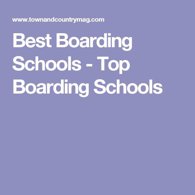 Best Boarding Schools - Top Boarding Schools