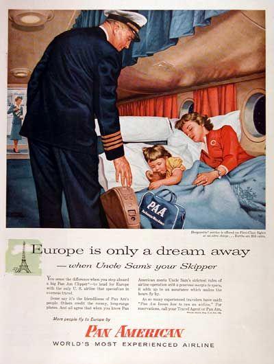 Pan Am: Sleep Tight