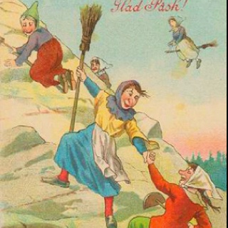 76 best glad pask swedish easter images on pinterest vintage glad psk swedish easter witches negle Image collections