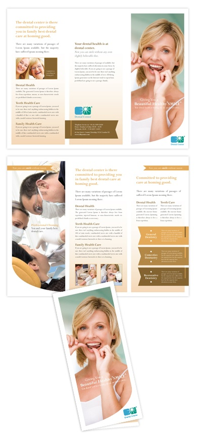 Best Medical Brochures Images On   Medical Brochure