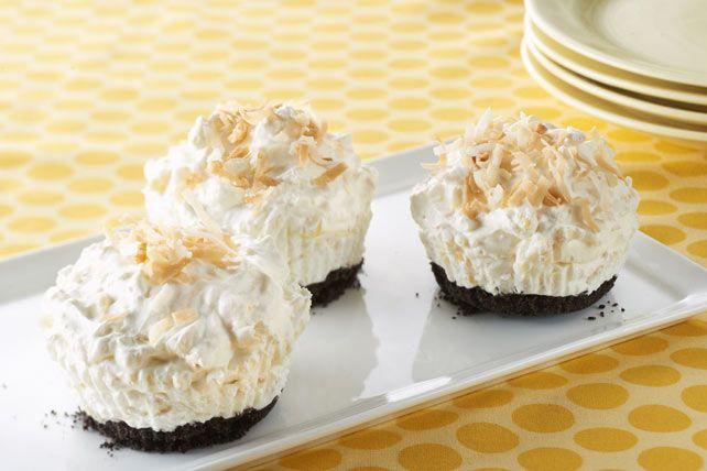 Laissez-vous enivrer par l'exotisme de ce dessert qui fera fureur. Prêt en tout juste 15minutes, vous aurez le temps de profiter du soleil!