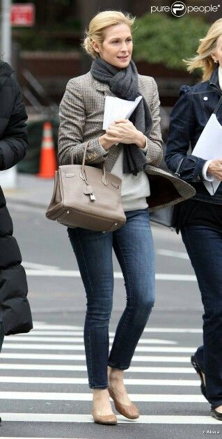 Classic Style Kelly Rutherford