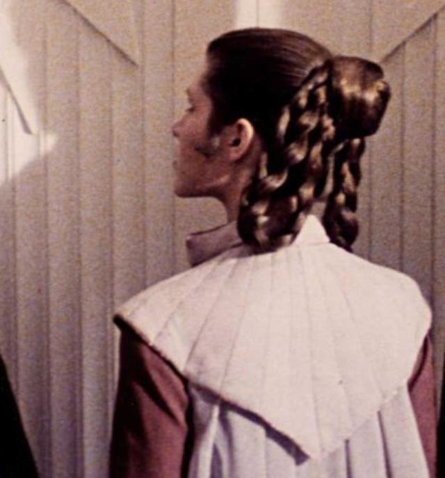 DIY Princess Leia Buns and Three More Leia Hairstyle Tutorials: Sporty Cloud City Braids
