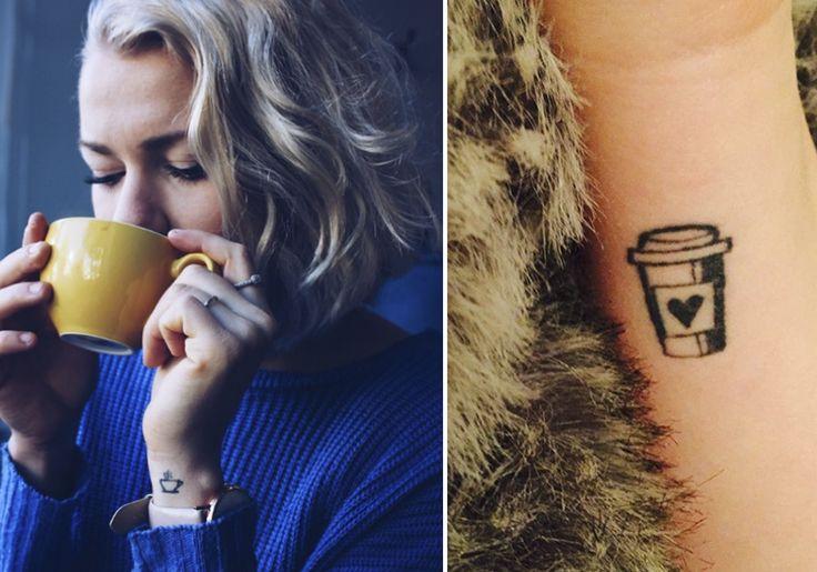13 tatuagens para quem ama café                                                                                                                                                                                 Mais