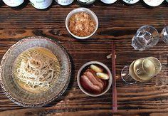 Restaurant Abri Soba, 10, rue Saulnier Paris 75009. Envie : Japonais, Asiatique. Les plus : Ouvert le dimanche, Antidépresseur.