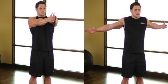 Chest stretches performed without any equipment s.The Chest Stretches which are most preferred by professional fitness experts, explained with pictures.