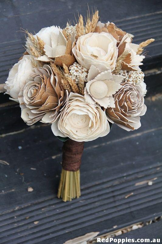 114 best Balsa Wedding Bouquets images on Pinterest | Bridal ...