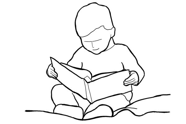 "7. It really is a good idea to set everything up so that the kid is busy with his own ""things"" and not even noticing your actions. Looking at a favorite picture book is just one example of how to keep them ""posing"" for you."