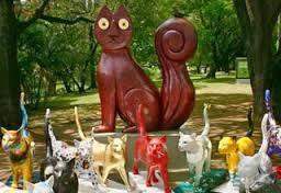 El gato de Tejada y sus novias.
