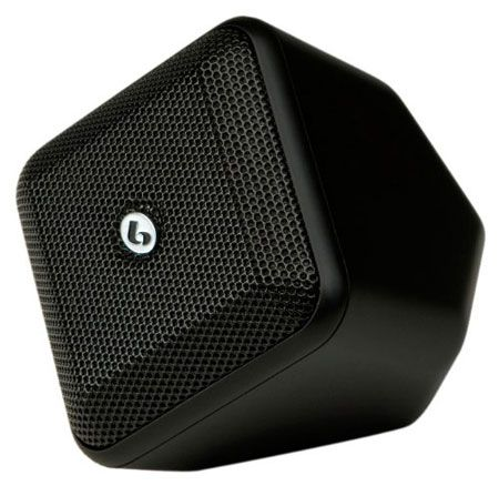 5. Boston Acoustic SoundWare XS Ultra-Compact Satellite Speakers - Black