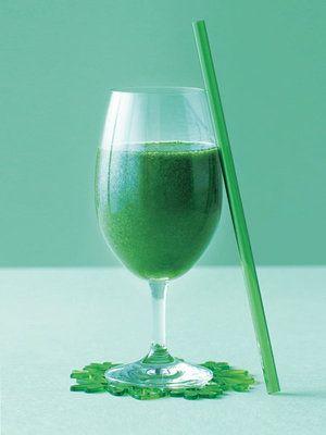 【ELLE a table】モロヘイヤのアンチエイジング・ジュースレシピ|エル・オンライン