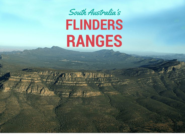 FLINDERS RANGES, SOUTH AUSTRALIA - Experience Wilpena Pound and a touch of the Outback...