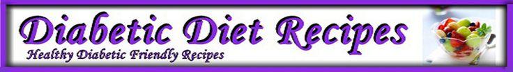 Diabetic Recipes~Sugarless Cookies