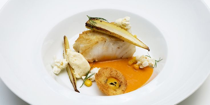 A delicious corn and cod recipe from Italian chefs the Cerea brothers. A surefire crowd-pleaser on any occasion.
