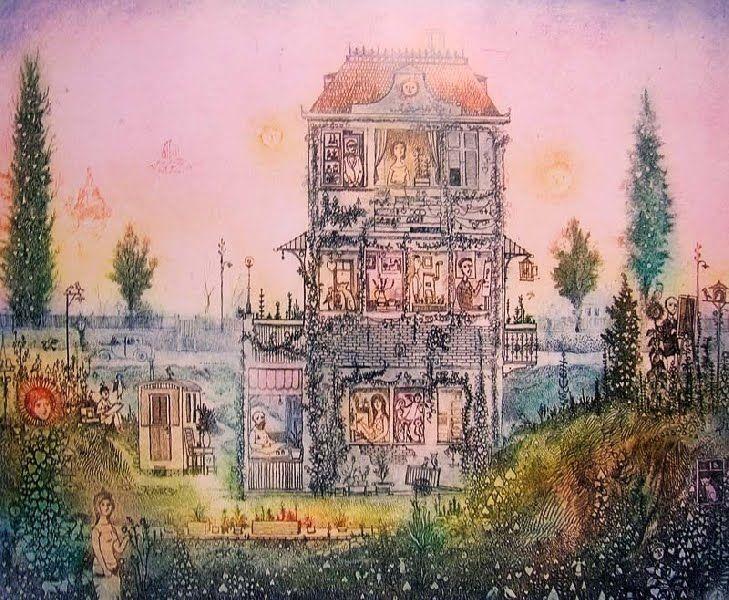 Gross Arnold: Ház (House)