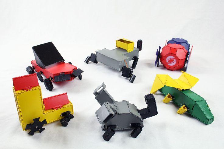 Custom robots in a matter of minutes http://news.mit.edu/2017/custom-robots-in-minutes-interactive-robogami-mit-csail-0823