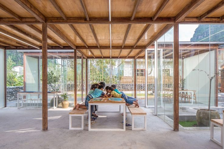 022-The South Yard by Advanced Architecture Lab and Yuanpin Architects