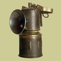 Calcium Carbide Lamp
