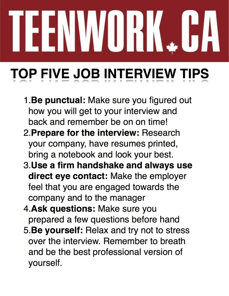 5 tips for doing a great interview irishjobs career advice
