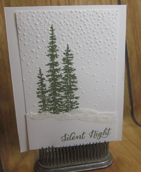 Stampin' Up!, by Laura Milligan, Wonderland, Softly Falling, DIY Crafts,paper crafts, DIY handmade Christmas cards. Sunday Swap Day on my blog:http://www.carolpaynestamps.com/2015/11/stampin-up-sunday-snowy-swap-day.html