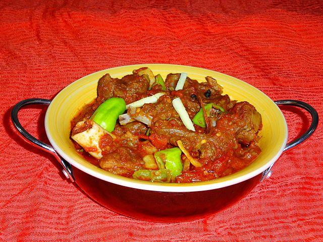 Cuisine of Karachi: Mutton Karahi  / مٹن کڑاھی