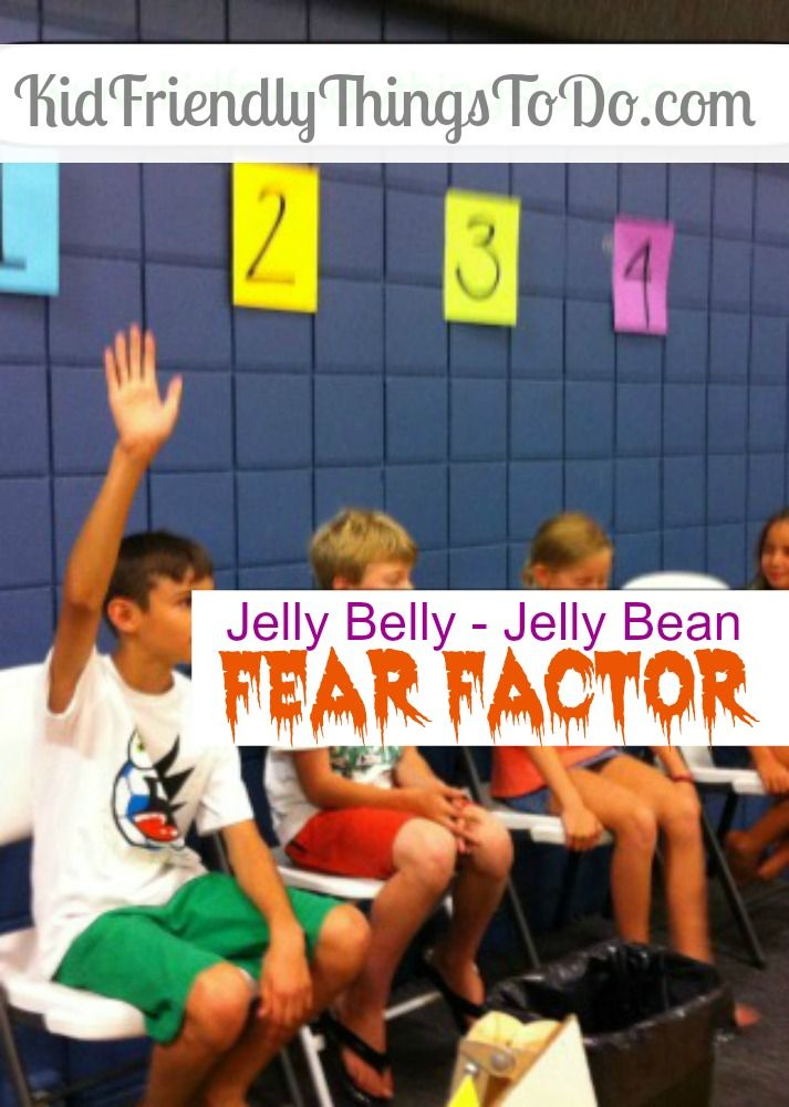 jelly belly jelly bean fear factor a great party game perfect for halloween - Halloween Fear Factor Games