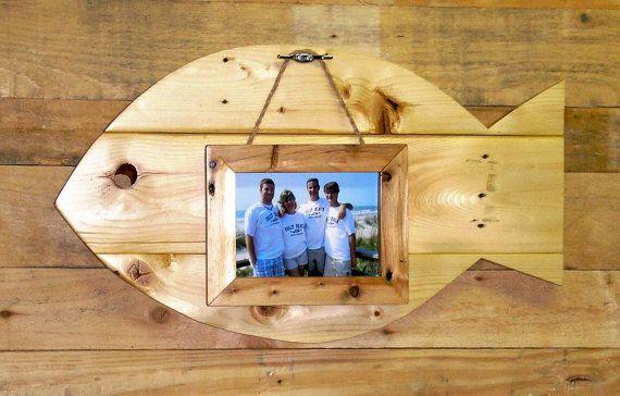 Pallet Wood Art, Rustic Beach Decor, Rustic Pallet Art, Fish Decor, Rustic Fishing Decor, Beach Art, Rustic Fisherman Decor, Redfish Decor