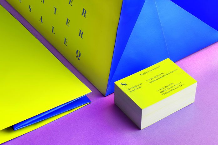 Selectologie – boutique branding by The Bakery.