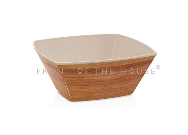 Eco-Friendly Green Dinnerware Made from Bamboo