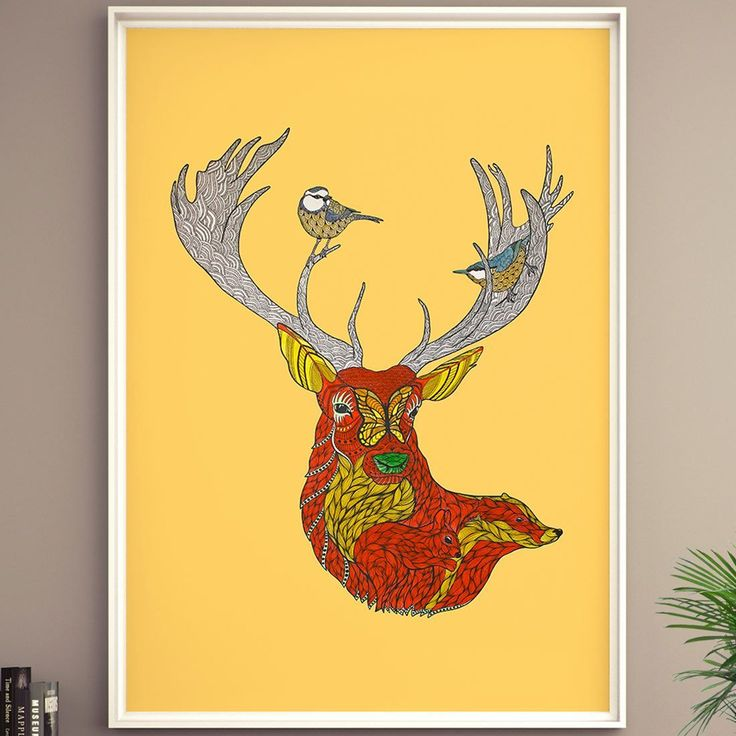 40 best Oh Deer images on Pinterest | Deer, Red deer and Reindeer
