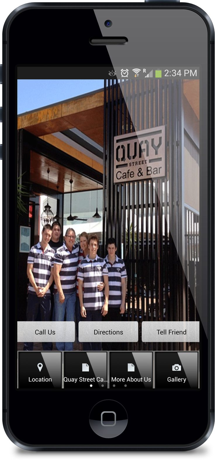 Restaurant Mobile Apps - Marketing tools to communicate with your customers - http://www.mobileappfx.co.nz