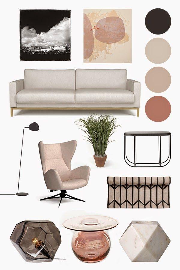 Anette Willemine Moodboard Interior Trends 2015