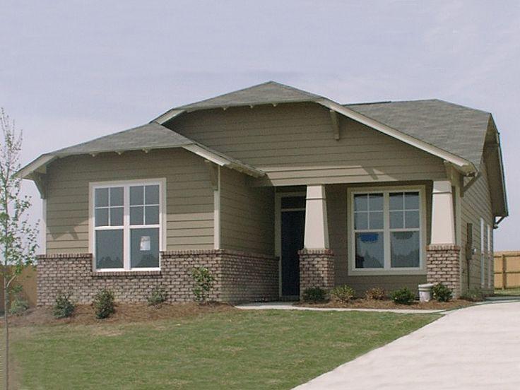 89 best Empty-Nester House Plans images on Pinterest | House floor ...