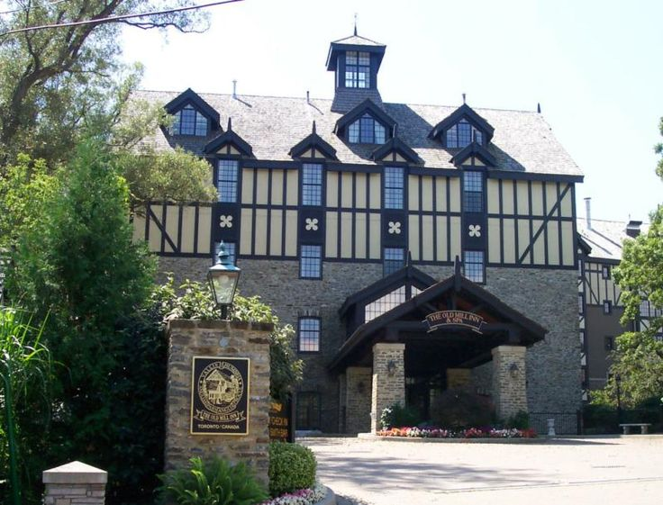 The Old Mill Inn and Spa - Etienne Brule Park