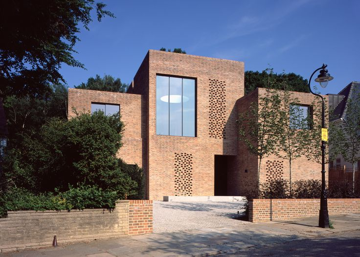 383 best images about brick architecture on pinterest studios architecture and st john 39 s - Modern architectural trio ...