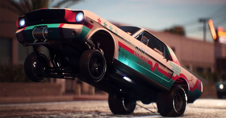 'Need for Speed Payback' accelerates in-game car progression