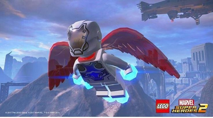 Super Adaptoid confirmed for LEGO Marvel Superheroes 2.