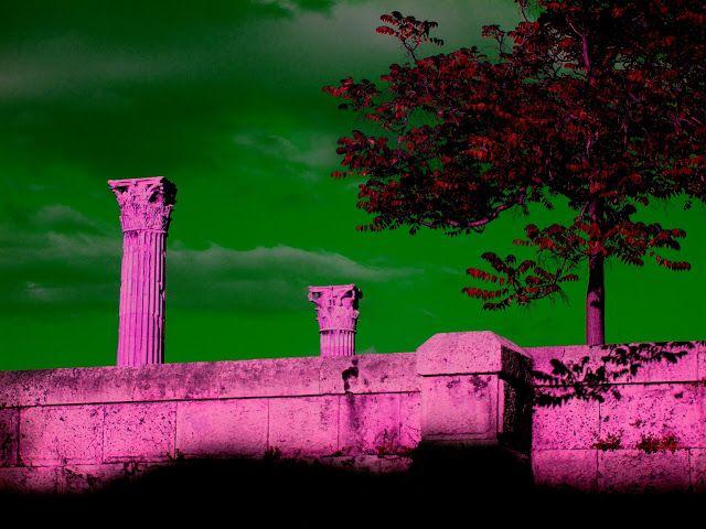 Photolyrics & views / Personal blog: Ancinet Greece
