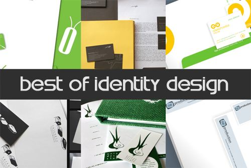 Best of Business Stationary, Letterhead & Business Cards : Inspirational Corporate Identity Design