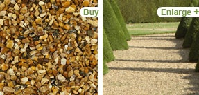 Golden Gravel 10mm            Bulk bags £92.00Poly bags from £2.46