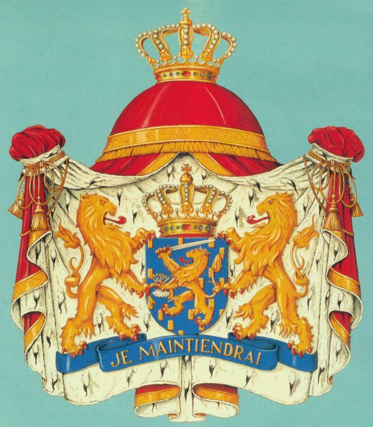 ~Het wapen van het Koninkrijk der Nederlanden~