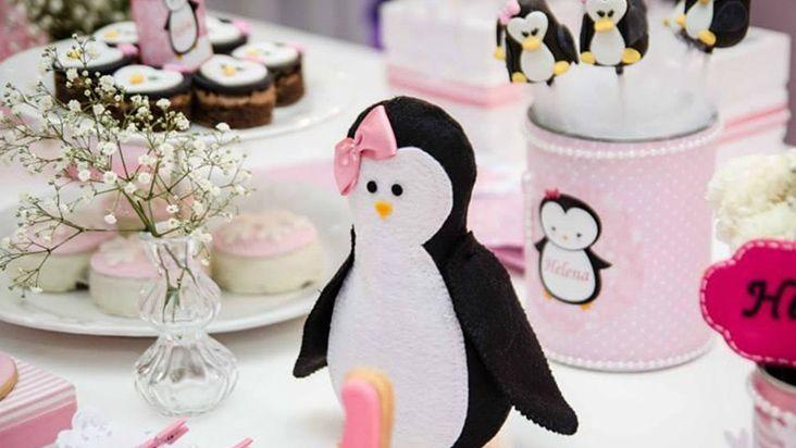 Pinguim é tema fofo para festa infantil | Disney Babble Brasil