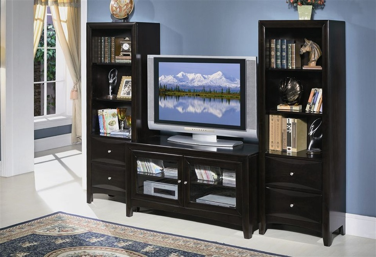 Morgan 47 in. TV Stand & Pier shelf