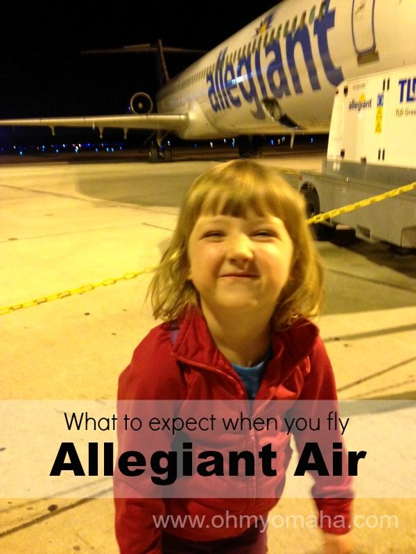 Traveling Allegiant Air With Kids Soon Here S What You